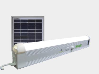 solar emergency led light
