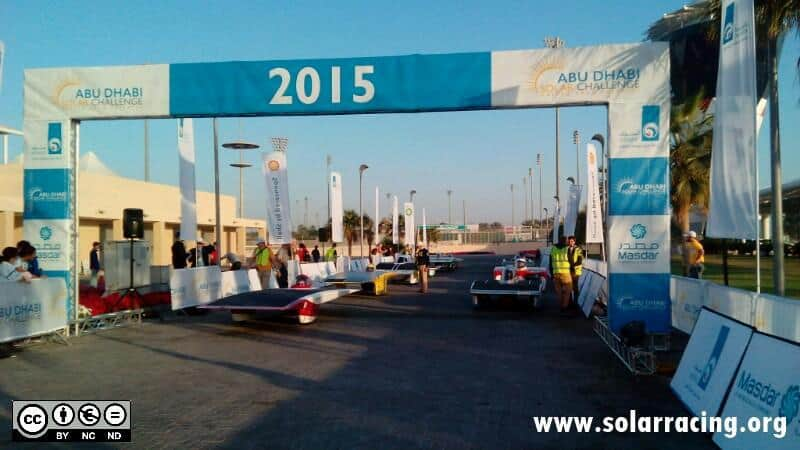 Solar Car Racing