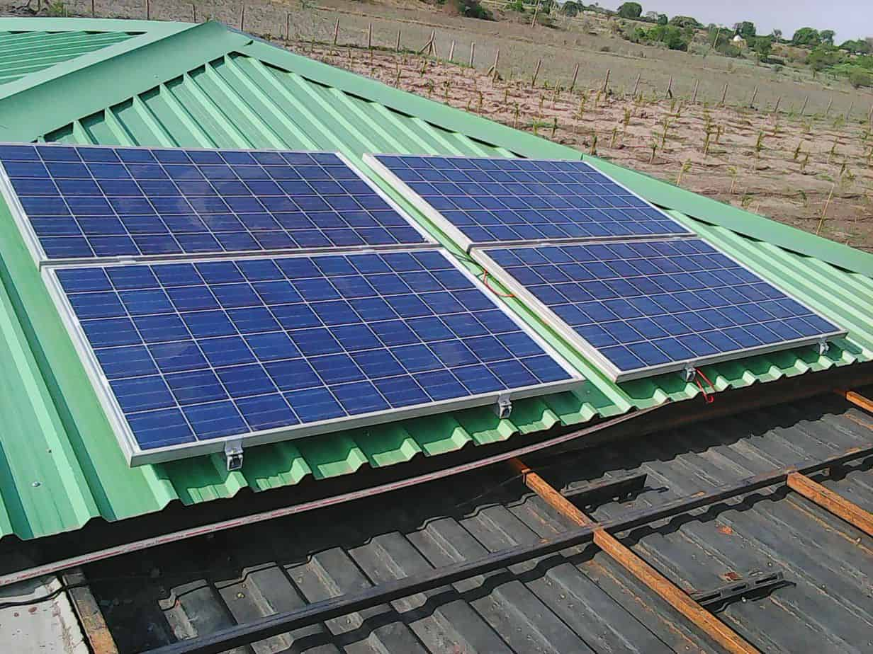 Solar Installation Solar Panels Cost In India With