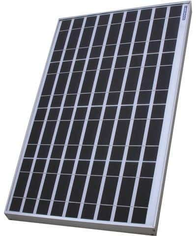 Luminous Solar Panel 125w 12v Module Shoponline Solar
